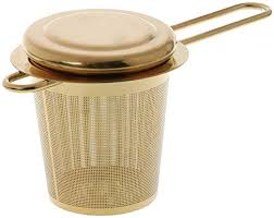 CAOREN <b>Reusable Mesh Tea Infuser</b> Stainless Steel Strainer ...