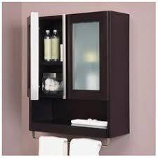 tyson 22 x 9 x 26 bathroom wall cabinet finish espresso bathroom storage wall cabinets bathroom wall storage