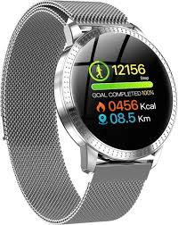 Купить фитнес-<b>браслет ZDK Style</b> 10, серебристый ...