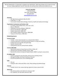 college admission resume template document sample admission resume sample