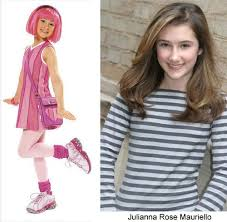 That Little Girl from the Lazytown/Lil Jon Mashup? She's now 19 ... via Relatably.com