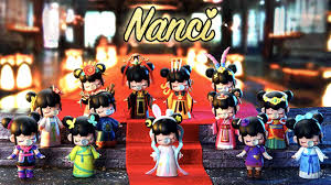 UNBOXING TOYS FIGURE COLLECTION || <b>Nanci</b> Chinese Beauty ...
