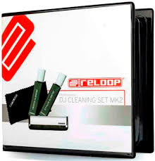 Image result for Reloop Professional DJ Cleaning Set Mk2