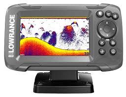 <b>Эхолот Lowrance Hook2</b>-4x Bullet GPS купить в интернет ...