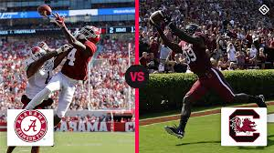 What channel is Alabama vs. South Carolina on today? Time, TV ...