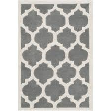 safavieh shag dark grey area rug reviews wayfair chatham ivory moroccan home decor outlet chatham home office decorator