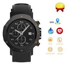 Kinyo Men <b>Smartwatch</b> Android 4G GPS BDS Nano Sim Card Watch ...