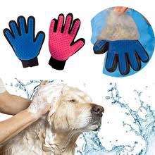 <b>Перчатка</b> с щеткой <b>для груминга</b> кошек и собак, расческа для ...