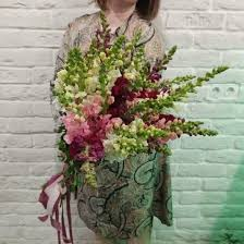 <b>Букет Салют</b> за 3500 р. - Доставка цветов в Москве