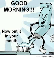 Funny good morning quotes - Funny Family Wallpaper