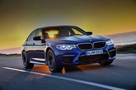The <b>new</b> BMW <b>M5</b>.