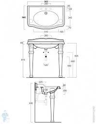 <b>Раковина Simas ARCADE</b> (900х560х200) с отверстием под ...