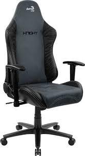 <b>Кресло</b> игровое <b>AEROCOOL KNIGHT</b> FUZE DUSK Steel Blue ...