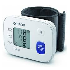 <b>Тонометр OMRON RS1</b> автоматический, на запястье — купить в ...