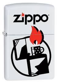 """<b>Зажигалка Zippo</b> """"<b>214</b> Zippo"""", 3,6 х 1,2 х 5,6 см. 29194"""