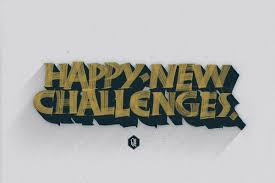 my accomplishments joan quir oacute s calligraphy lettering happy new challenges joan quiroacutes calligraphy