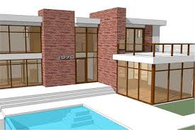 Modern House Plans   Photos   Modern Home PlansMODERN HOUSE PLANS FOR YOUR ST CENTURY LIFESTYLE
