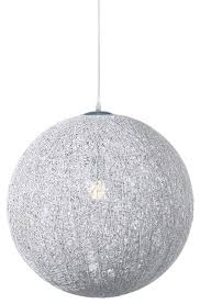 string 24 single bulb pendant light by nuevo hgml367 kitchen island lighting ball pendant lighting