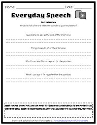 post interview everyday speech everyday speech post interview