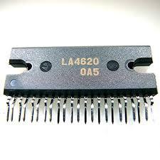 Best Price LA4620 Two-channel <b>Audio Power Amplifier</b> Monolithic ...