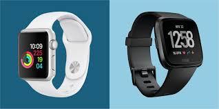 Review: Apple Watch vs <b>Fitbit Versa</b> — which smartwatch is best ...