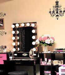 image makeup vanity lights design with mirror vanity light brilliant decorating mirrored furniture target