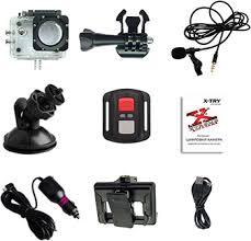 <b>Экшн</b>-<b>камера X-TRY XTC192</b> EMR 4K WiFi купить в интернет ...