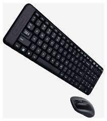 Купить <b>Комплект</b> клавиатура+мышь <b>Logitech</b> Wireless <b>Combo</b> ...