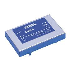 ZUW61212 - Isolated Module <b>DC DC</b> Converter 2 Output <b>12V</b> -<b>12V</b> ...