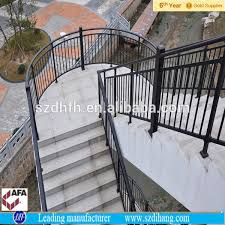 iron deck railing models prefab metal stair railing top sale iron balcony railing designsprice