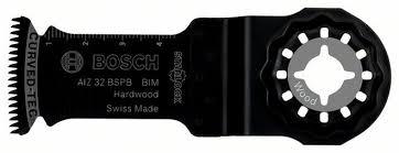 <b>Погружное пильное полотно</b> HARDWOOD 5 шт. (32х40 мм) для ...