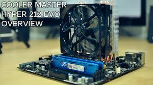 Best <b>CPU</b> Cooler! | <b>Cooler Master Hyper</b> 212 EVO Overview & Install ...