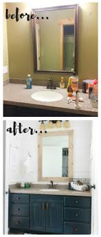friendly bathroom makeovers ideas: this budget friendly bathroom makeover was completed for less than  dollars can you believe