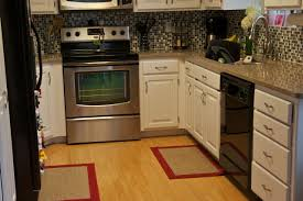 Contemporary Kitchen Rugs Kitchen Rug Pre Rug Makeover Picture Ultra Contemporary Kitchen