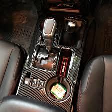 For Toyota 4Runner 2010 2019 Colorful TRD <b>Car Door Groove Gate</b> ...