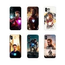 Мобильный <b>чехол для телефона Чехлы</b> Тони Старк Marvel ...