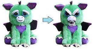 Дракон с крыльями зелёный, <b>Feisty</b> pets, 20 см. купить в ...