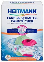 <b>Салфетки Heitmann</b> для предотвращения случайной окраски при ...