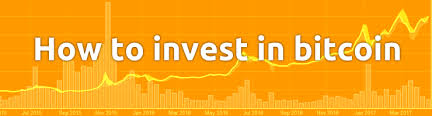 <b>How to</b> invest in bitcoin in South Africa