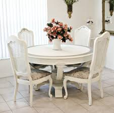 kitchen dining table chairs shabby chic