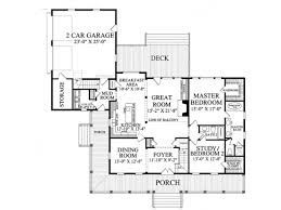 One story house plans   porchOne story house plans   porch in America