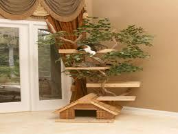 Cat House Plans Cool Woodworking Plans Creative Cat Houses  cat