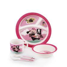 Купить <b>набор посуды Eco</b> Baby Пираты-Девочка, цены в Москве ...