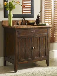 country themed reclaimed wood bathroom storage:  inch cobre single bath vanity tuscan style