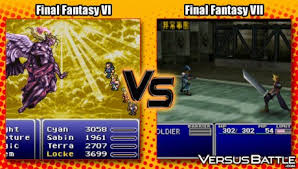 Image result for final fantasy series game pictures