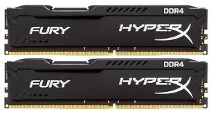 Купить <b>Модуль памяти</b> KINGSTON <b>HyperX</b> FURY Black ...