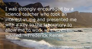 Frederick Reines quotes: top famous quotes and sayings from ... via Relatably.com
