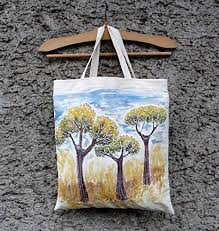 Save!!!20% Off,<b>Hand Painted Tree</b> of Life Cotton Bag,<b>Tree</b> of Life ...