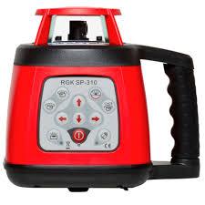 Купить <b>RGK</b> SP 310 4610011870446 ротационный лазерный ...