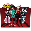 <b>Boku No Hero Academia</b> Custom My Anime New Tab